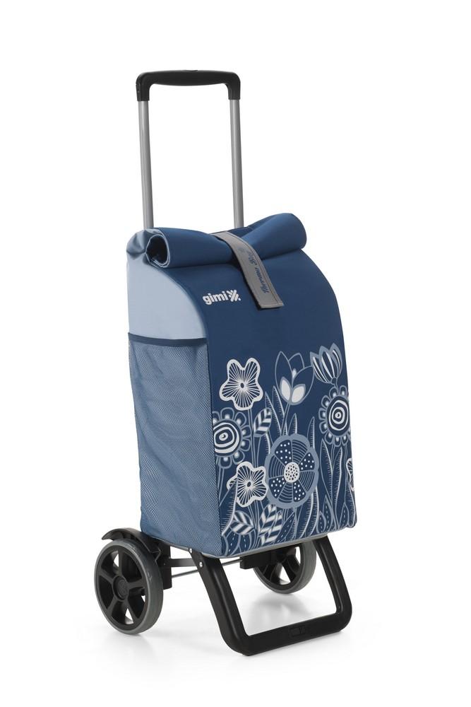 Nákupní vozík GIMI Rolling Thermo modrý 50 l