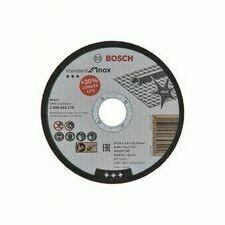 Kotouč řezný Bosch Standard for Inox 115×1,6 mm