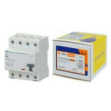 Chránič proudový sada OEZ LFE-40-4-030AC-EXTRA 6 kA 4pól 40 A