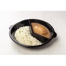 Chlazené - Vepřový závitek, jasmínová rýže