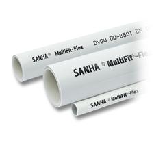 Trubka Sanha PE-RT-Al-PE-RT 16x2 mm, kotouč 200 m