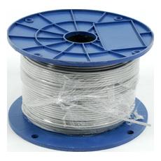Lanko ocelové FeZn v PVC o2/3mmx200m - 151108