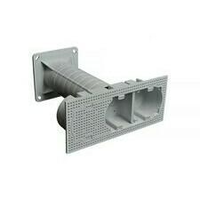 Krabice přístrojová do zateplení, KEZ-3