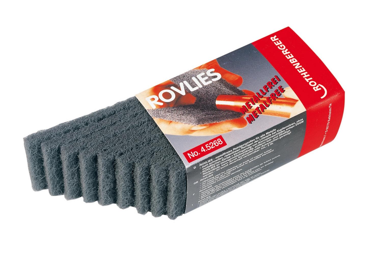 Rouno čisticí Rothenberger ROVLIES 60×130 mm 10 ks