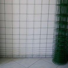 Ohradové pletivo Benita výška 1600 mm délka 25 m pozinkované s PVC vrstvou