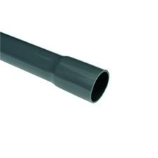 Trubka PVC hrdlovaná tuhá 4016E_LA 750 N 16 mm 3 m