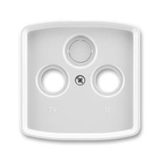 Kryt zásuvky anténní TV/R/SAT Tango šedá