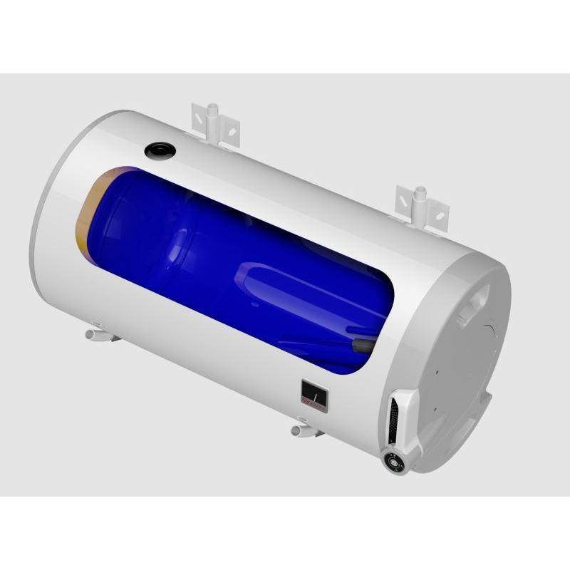 Kombinovaný ohřívač vody Dražice OKCV 200, vodorovný pravý