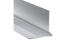 Profil ventilační zakládací s náklonem pro HardiePlank 38×3000 mm