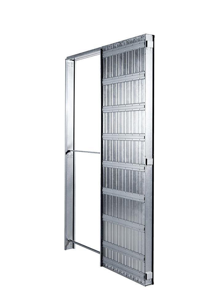 Dveřní pouzdro Norma STANDARD 700 do sádrokartonu pro posuvné dveře
