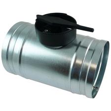 Škrtící klapka DN 125 mm