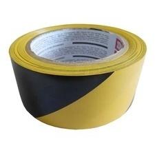 Páska výstražná samolepicí 48 mm/33 m žluto-černá