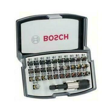 Sada šroubovacích bitů Bosch 32 ks