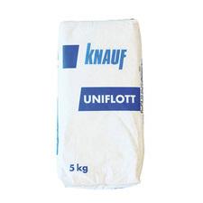 Spárovací sádrokartonový tmel UNIFLOTT (5kg/bal) Knauf