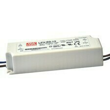 LED driver Mean Well LPV 60 W