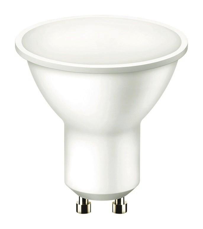 Žárovka LED Spot GU10 5W 120° 4000K