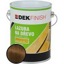 Lazura na dřevo DEKFINISH  palisandr 2,5 l