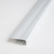 Profil okrajový plastový mramor 3000 mm