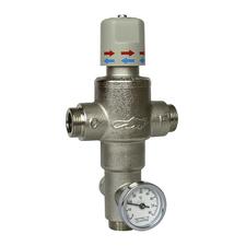 """Ventil termostatický Sanela SLT 08, 1"""" , (53 l/min. při tlaku 0,1 MPa)"""