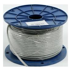 Lanko ocelové FeZn v PVC o4/5mmx75m - 151110