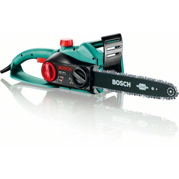 Řetězová pila Bosch AKE 35 S Garden s SDS upínáním