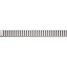 Rošt nereuový Alcplast LINE-1050 matný