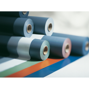 Hydroizolační fólie na bázi PVC Rhenofol CV ke kotvení 1,5 mm, šíře 2,05 m, terracota