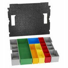 Boxy vkládací Bosch L-Boxx 102 12 ks
