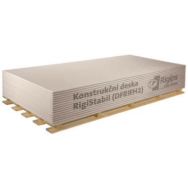Deska sádrokartonová Rigips RigiStabil 12,5×1250×2750 mm