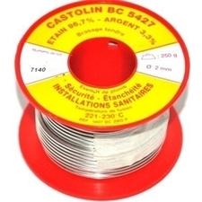Pájka cínová Castolin Tin Flam 5427 BC 2 mm