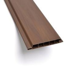 Palubka obkladová plastová tmavé dřevo 100×9×3000 mm