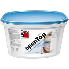 Omítka silikonová Baumit openTop rýhovaná 2 mm 25 kg