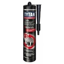 Pokrývačský tmel TYTAN (310 ml/bal) specializovaný, transparentní