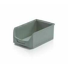 Box ukládací TBA D 310×200×500 mm šedý