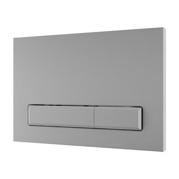 Tlačítko splachovací Sanela SLW 50, bílé