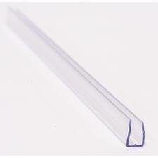 Polykarbonátový profil ukončovací tvaru U rozteč 6mm délka 6m
