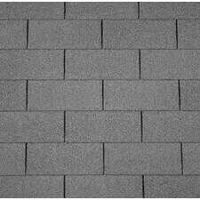 Šindel asfaltový IKO Superglass 3 Tab 31 šedá břidlice 3 m2