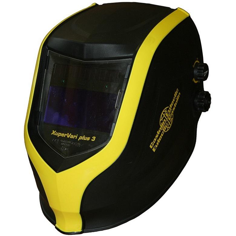 Samostmívací svářečská maska Castolin XUPER VARI 3