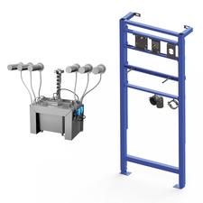 Automatický centrální dávkovač mýdla Sanela SLZN 83ER6, 230 V AC