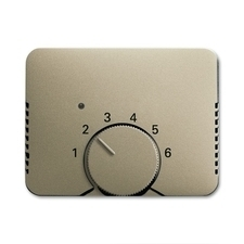 Kryt termostatu Alpha palladium