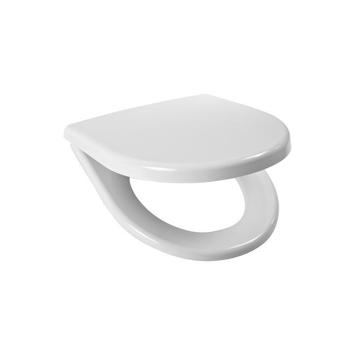 Sedátko WC Jika LYRA PLUS/TIGO pro závěsné WC, duroplast