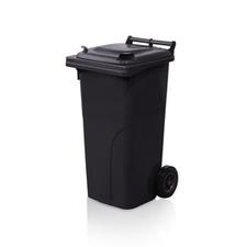 Popelnice plastová TBA MGB 240 l černá