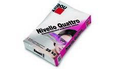 Stěrka samonivelační Baumit Nivello Quattro 25 kg