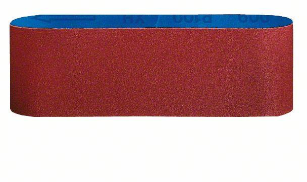 Brusný pás Bosch 75×533 K80 (3 ks)