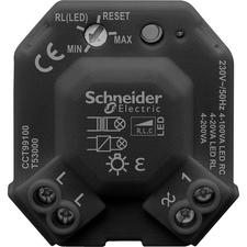 Přístroj LED stmívače Schneider Sedna