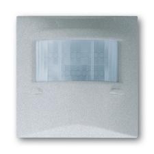 Snímač automatického spínače Impuls saténová stříbrná