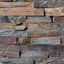 Lepený rohový kamený díl DEKSTONE N 3002 rohy lep.rustikální – 15x(25+30)x2,5-4