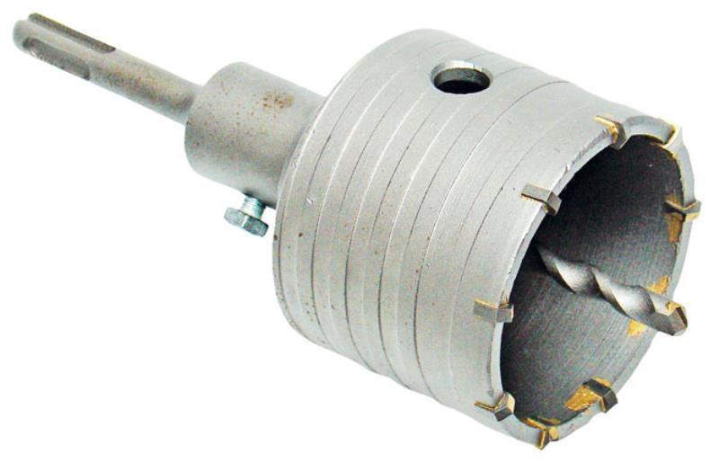Vykružovací korunka 73 mm SK, SDS+