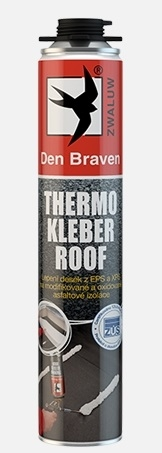 PU lepidlo na polystyren Thermokleber ROOF 750 ml
