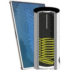 Sestava solární Regulus SOL 300/2 zásobník s 2 výměníky